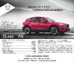 Lentz Automobile